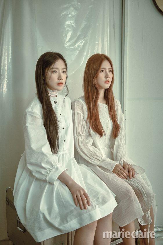 여자아이들 (여자)아이들 여자아이들화보 미연 민니 수진 소연 우기 슈화