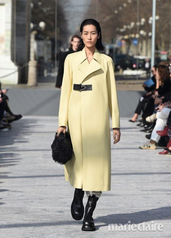 밀라노 패션위크 2019패션위크 보테가베네타 보테가베네타런웨이