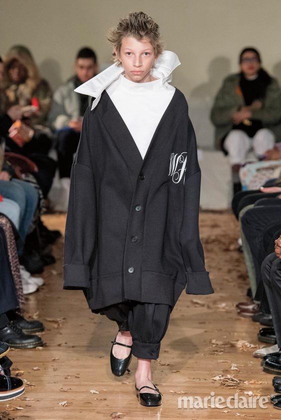 뉴욕 2019패션위크 패션위크 바퀘라