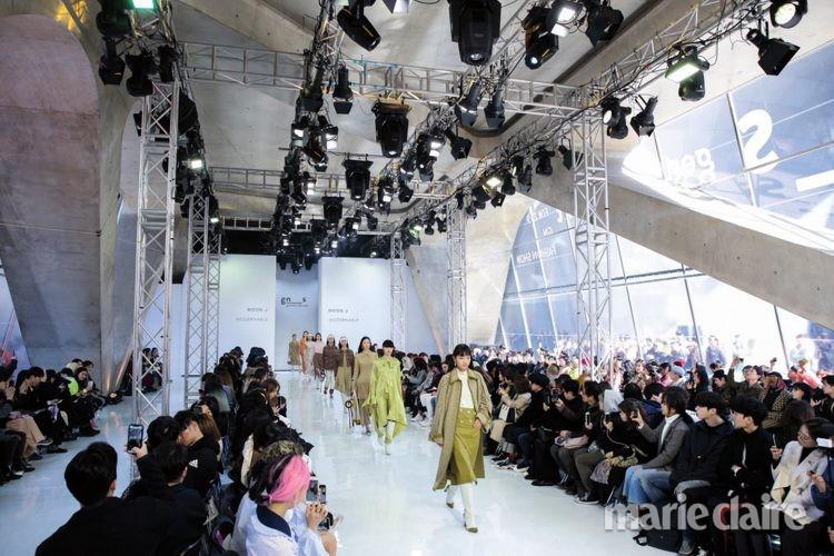 문제이 문제이런웨이 서울패션위크 패션위크 디자이너브랜드