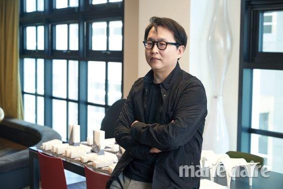 폴스미스플래그십스토어 래미안갤러리 더시스템랩 건축가 건축 김찬중