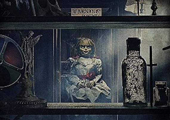 애나벨 영화 공포