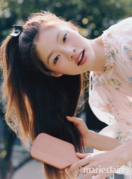 김아현 화보 뷰티화보