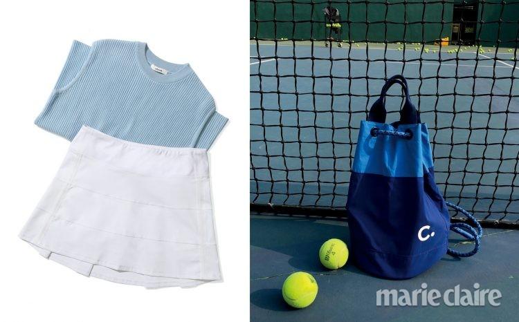 테니스 운동 운동추천 테니스운동복 운동복