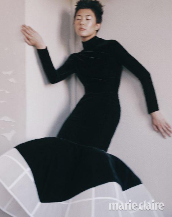 지방시 드레스