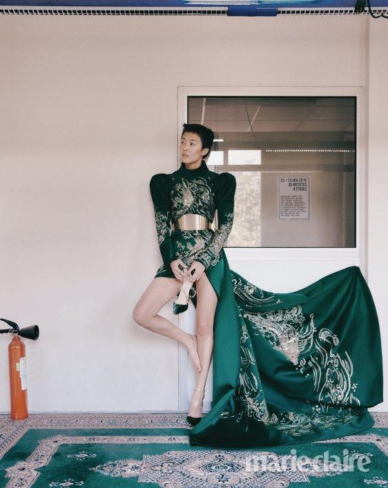 엘리사브 드레스