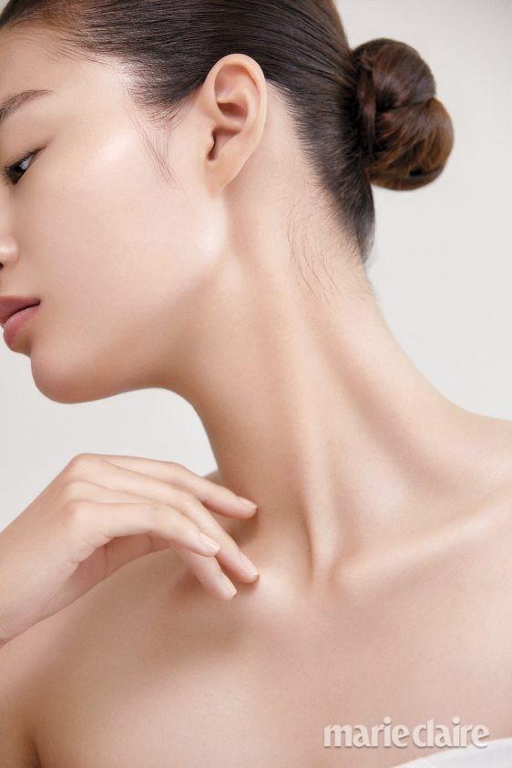 목주름 피부관리