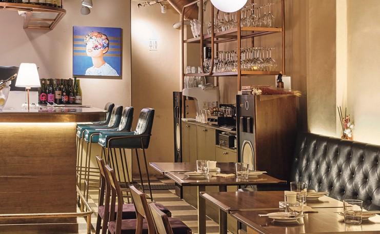 금호동 카페 레스토랑