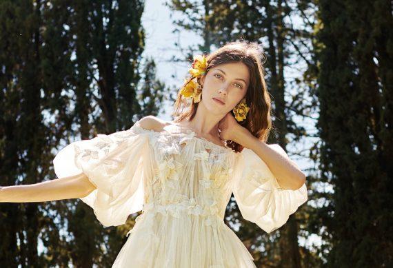 하이엔드 드레스