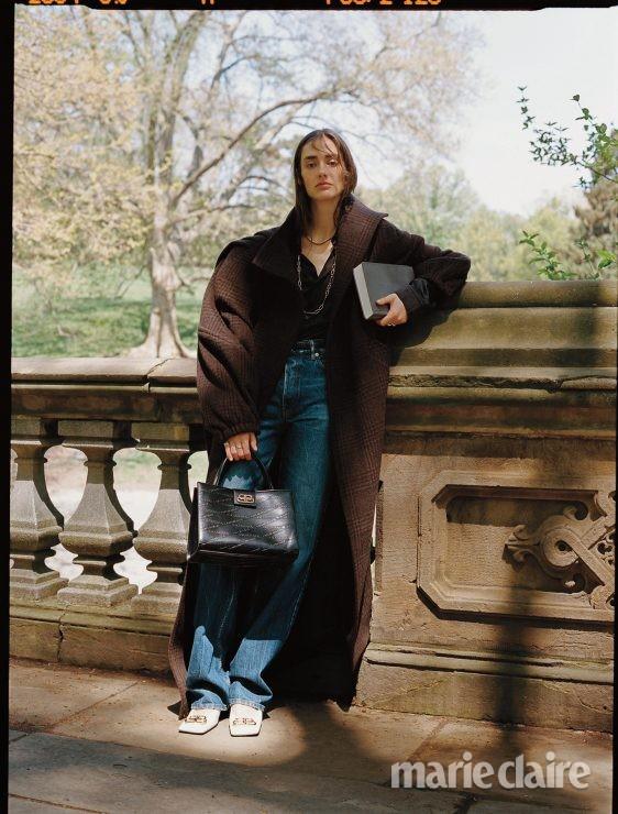 뉴요커 패션화보