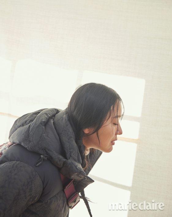 윤진서 코오롱스포츠