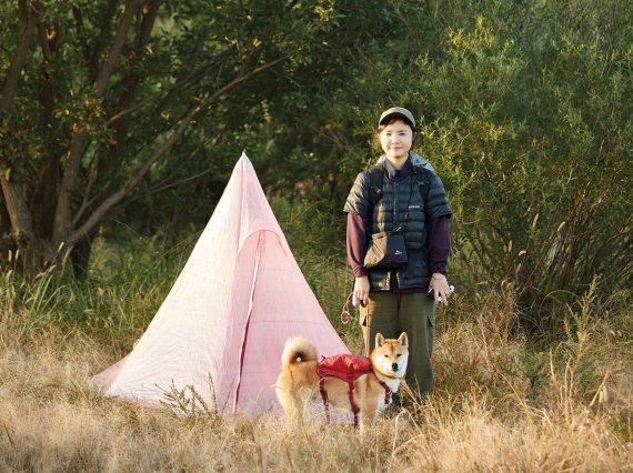 가을캠핑 캠핑족