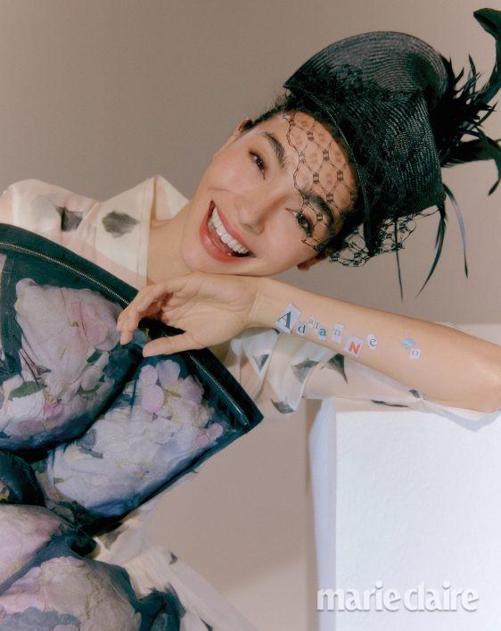 아드리안호 패션모델