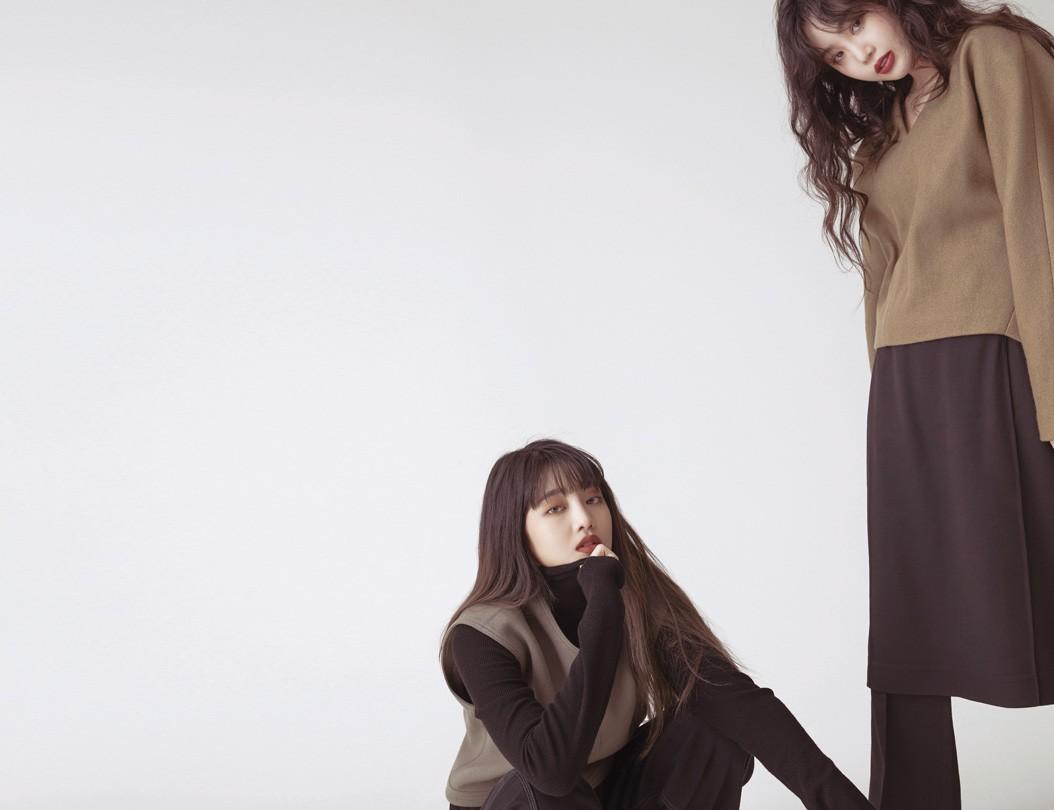민니 수진 여자아이들 좌식댄스