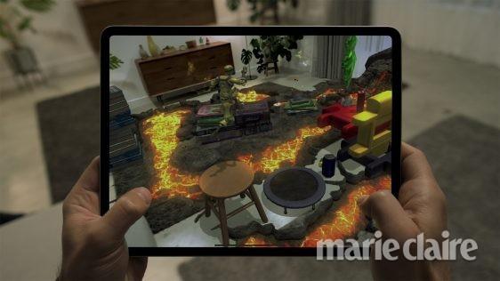 iPadPro iPadProReview 아이패드게임 아이패드프로 아이패드프로리뷰 아이패드프로게임 증강현실