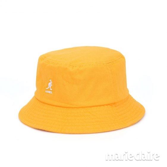 여름 버킷햇 모자 캉골
