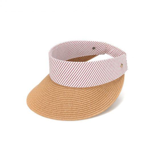 여름 모자 라피아 라탄 버킷햇 선캡 선바이저