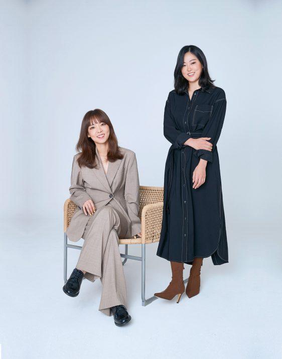 순플러스 김지은, 이보미, 권성복