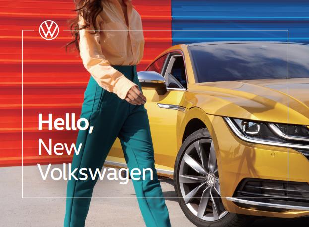 폭스바겐 자동차 신차 Volkswagen