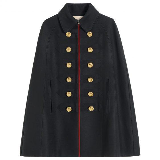멀버리 케이프 코트 자켓 가을 겨울 아우터