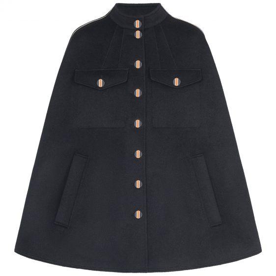 루이 비통 케이프 코트 자켓 가을 겨울 아우터