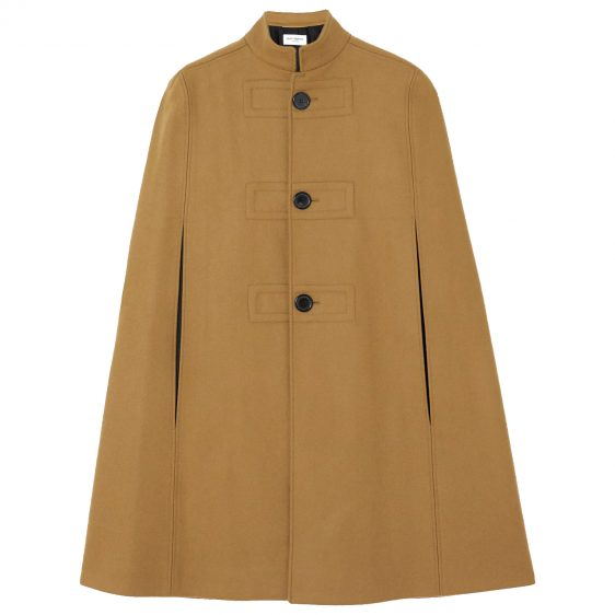 생로랑 네타포르테 케이프 코트 자켓 가을 겨울 아우터