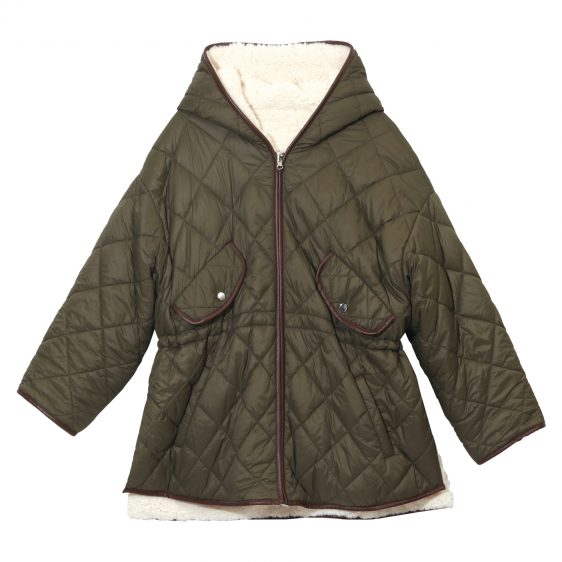 마쥬 퀼팅 자켓 가을 겨울 아우터
