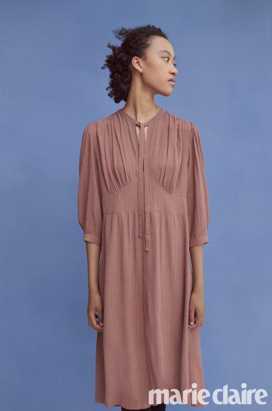 마리끌레르 유니클로 원피스 드레스