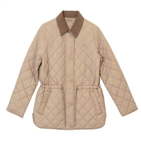 퀼팅 자켓 가을 겨울 아우터 라코스테