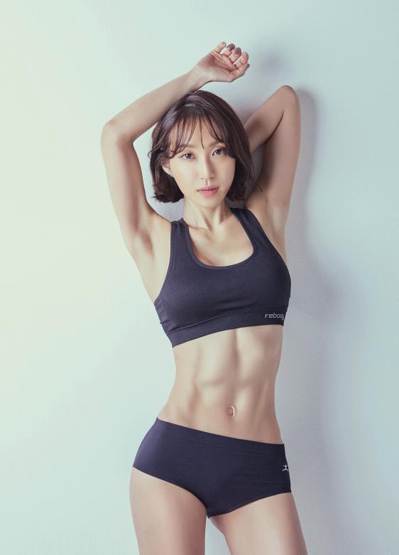 바디 프로필 우혜원 @WXX_HW