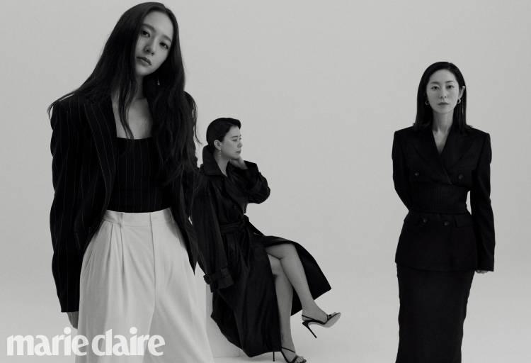 애비규환 크리스탈 영화 정수정 장혜진 강말금