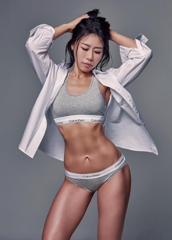 바디 프로필 임윤주 @YUUUUUUUUUUNJU