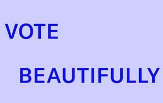 바이든대통령 바이든뷰티 미국대통령 뷰티브랜드 미국대선 투표