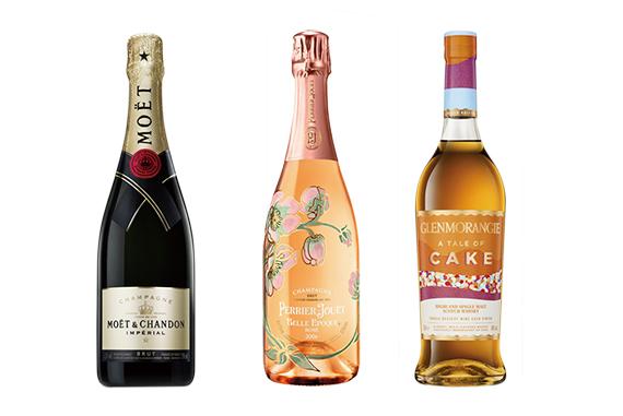 와인 위스키 샴페인 추천 연말 술 파티