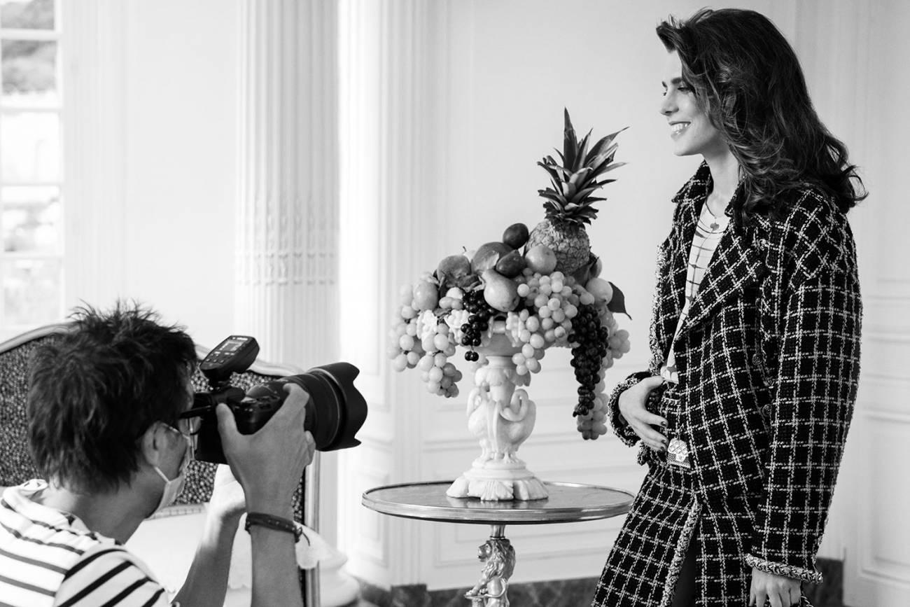 Chanel Chanel Fashion Chanel Campaign Chanel Ambassador Charlotte Casiraghi 샬롯 카시라기 샤넬 샤넬캠페인 샤넬 패션 샤넬 광고 샤넬 앰배서더