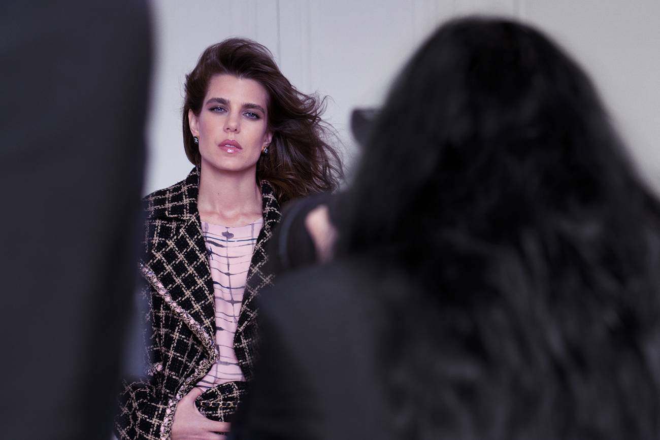 샤넬 샤넬패션 Chanel Spring Summer Chanel Fashion Charlotte Casiraghi 샬롯 카시라기