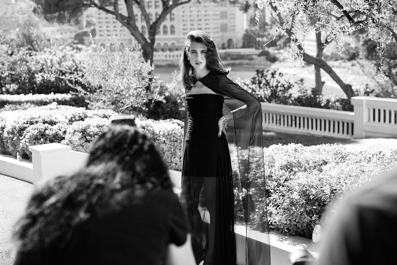 샤넬 샤넬패션 샤넬앰배서더 그레이스공주 모나코공주 샬롯 카시라기 Chanel Chanel Fashion Chanel Spring Summer Charlotte Casiraghi Chanel Campaign Chanel Dress 샤넬 드레스