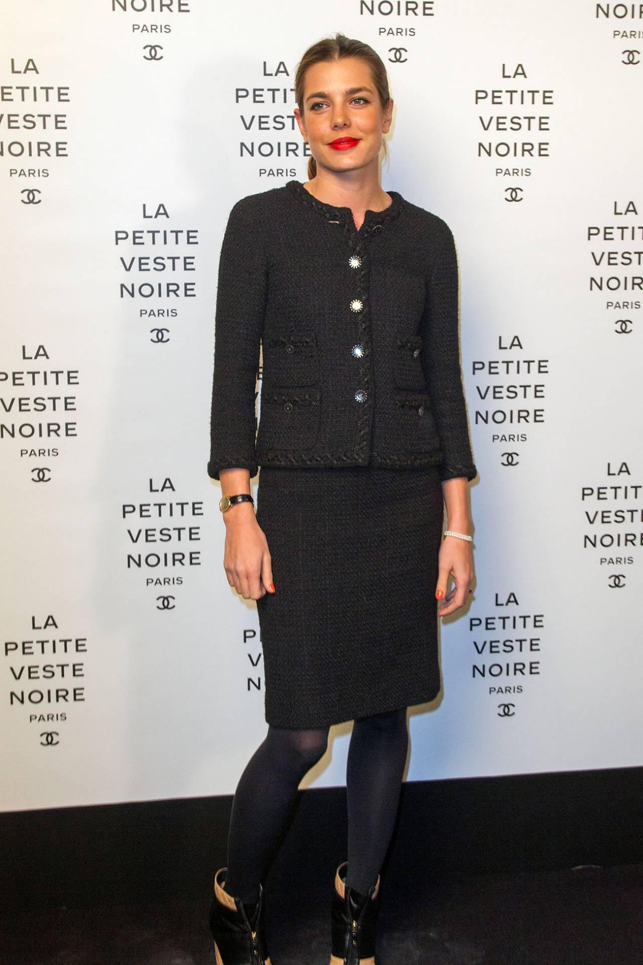 Chanel Chanel Fashion Chanel Campaign Chanel Ambassador 샤넬 샤넬패션 샤넬앰배서더 샤넬 리틀 블랙 재킷 샤넬 트위드 재킷 샬롯 카시라기 Charlotte Casiraghi