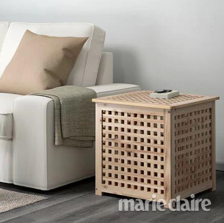 이케아 보조테이블 원목테이블 인테리어 인테리어소품