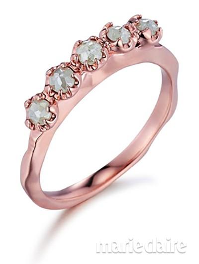 악세서리 봄악세서리 반지 반지추천 로제도르
